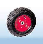 Колесо пневматическое 3.50-7, диаметр 339 мм