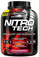 Nitro-Tech Performance Series MuscleTech, 1800 грамм