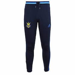 Cпортивные тренировочный штаны Adidas FFU Ukraine 2016