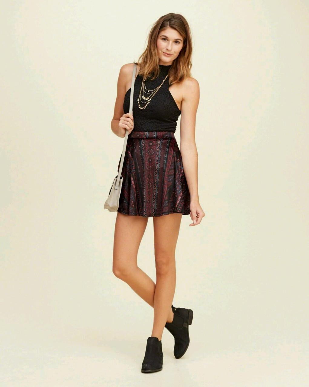 Новая юбка Hollister