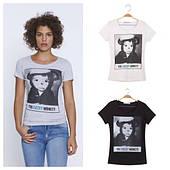 Женская футболка Glo-Story S,M,L,XL рр.