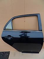 Дверь правая задняя corolla e15 07-12