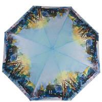 Складной зонт Zest Зонт женский компактный полуавтомат ZEST (ЗЕСТ) Z24665-2033
