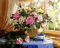 Картины по номерам 40×50 см. Прекрасное утро, фото 1