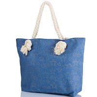 Женская пляжная джинсовая сумка ETERNO (ЭТЕРНО) DCA-003-01