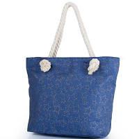 Женская пляжная джинсовая сумка ETERNO (ЭТЕРНО) DCA-003-02
