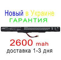 Аккумулятор батарея Acer 2520 2520G Extensa 2520 Extensa 2520G Extensa EX2520G EX2520G-59W1