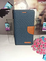 Чехол-книжка Mercury Goospery Canvas Lenovo A6000 A6010