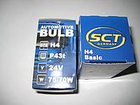 SCT Mannol H4 24V 75/70W