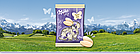 Шоколадні яєчка Milka «Feine Eier Weisse» (Білий шоколад), 90 р., фото 2