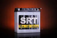 Мото аккумулятор 18A/6V SRT кислотный