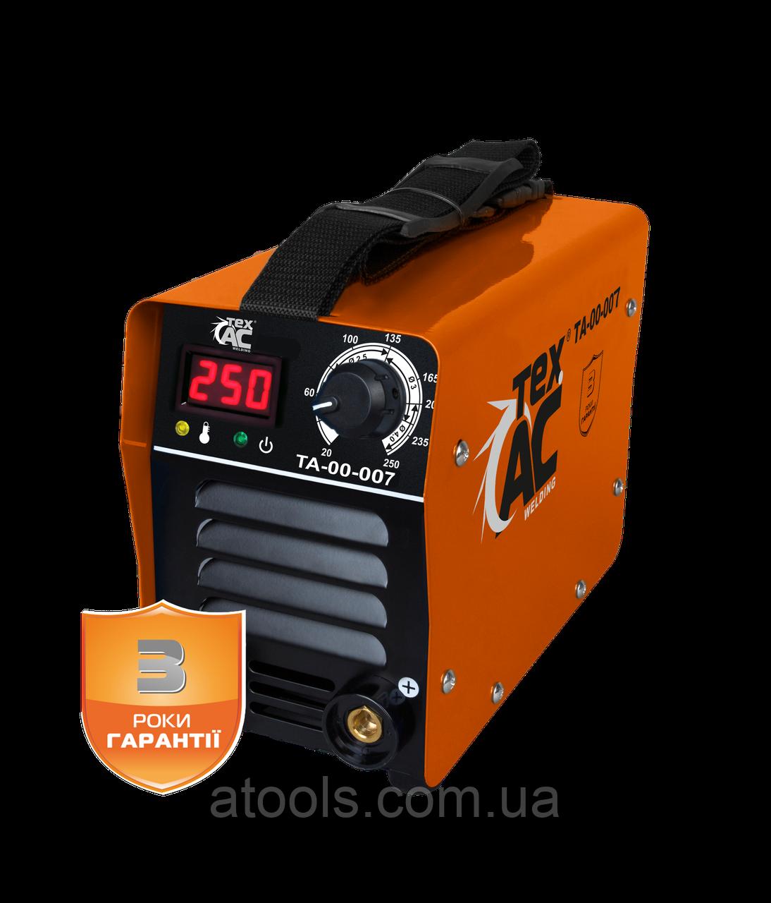 Сварочный аппарат TexAC ММА 250 TA-00-007