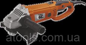 Угловая шлифовальная машина (УШМ) TexAC (230/2200 Вт) TA-01-025