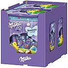 Шоколадные яички Milka «Bonboss Confetti Ostern» (С молочным кремом и сахарным конфетти), 86 г., фото 2