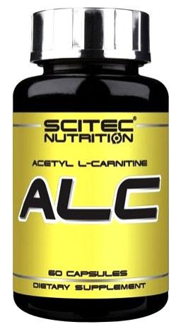 ALC (Acetyl L-Carnitine) Scitec Nutrition 60 caps