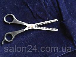 """Филировочные ножницы для стрижки волос Mertz 359/6,5"""" двусторонние"""