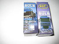SCT Mannol H3 24V70W