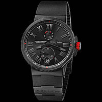 Часы Ulysse Nardin Marine Chronometer Series Boutique Exclusive ААА, механические, мужские копия, фото 1