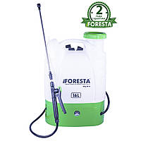 Аккумуляторный опрыскиватель Foresta BS-16, фото 1