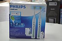 Электрическая зубная щетка Philips Sonicare FlexCare+ HX6972/35 2 шт.