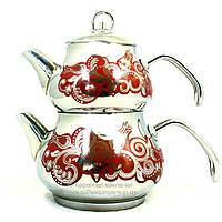 Чайник турецкий Schllerbach Serenat мр 1л/2л, фото 1