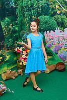 Платье для девочки Камилла р.128-146