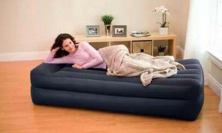 Надувне ліжко intex 64122