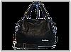 Женская стильная сумка WeidiPolo, Черная