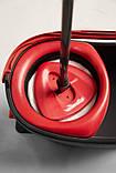 Швабра-вертушка з віджимом VILEDA EasyWring&Clean Turbo (комплект для прибирання Ізі Вринг Турбо Віледа) Чехія, фото 4