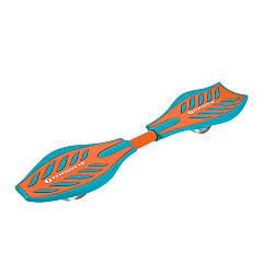 "Скейт Razor RipStik ""Berry Brights"" 2-х колесный, нагрузка до 100кг,Teal/Orange"