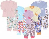 Детская пижамка для девочек Mimi (1 год)