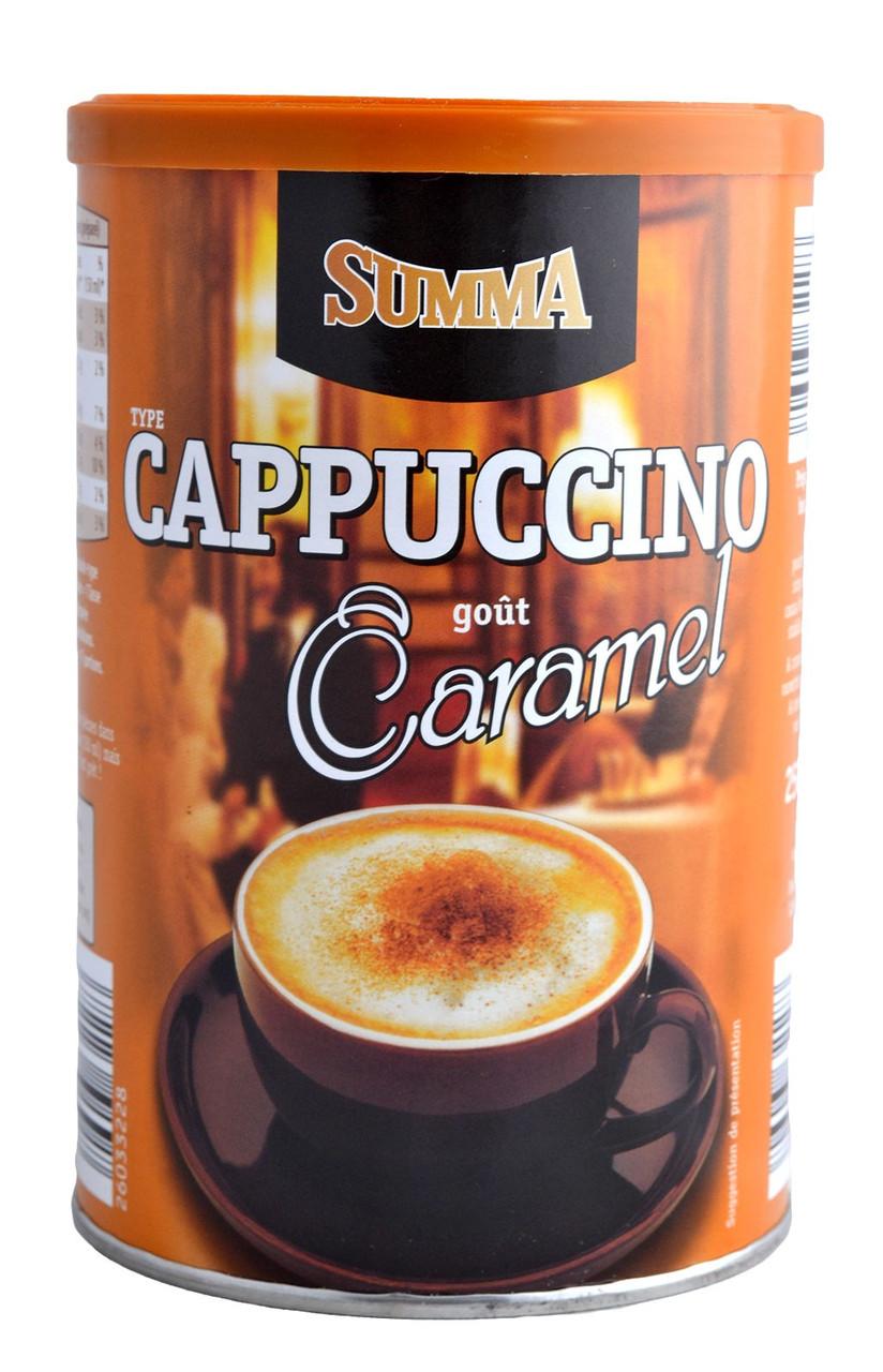 Каппучино Summa Cappuccino gout Caramel, 250 гр.