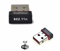 Адаптер Wi-fi 150 Mbps Wi-Fi Adapter USB 802.11