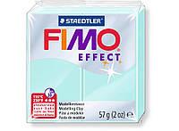 Брусок Fimo Effect пастельный мята 505 - 56гр., фото 1