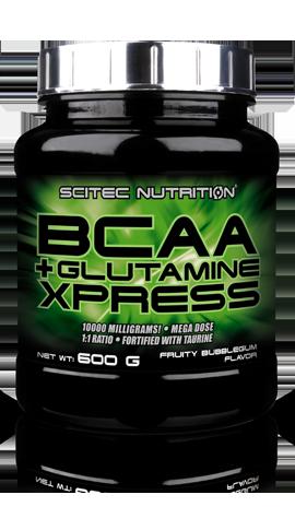 BCAA+Glutamine Xpress Scitec Nutrition