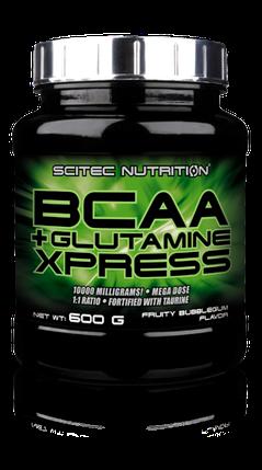 BCAA+Glutamine Xpress Scitec Nutrition, фото 2