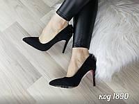 Туфли на высоком каблуке 38размер, фото 1