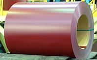Рулон оцинкованный с полимерным покрытием от 0.28 мм до 1.2 мм Wisco (Китай)