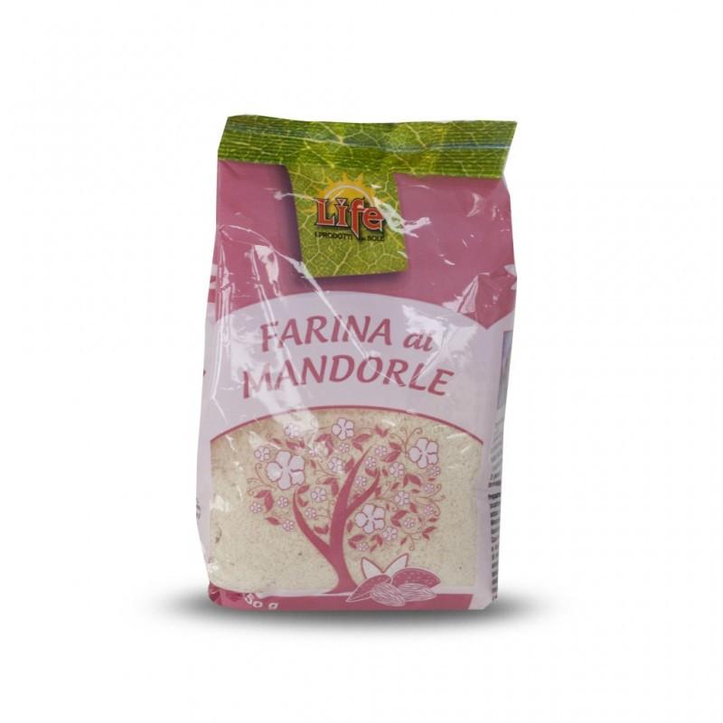 Миндальная мука Farina di Mandorle Life, 250 грамм