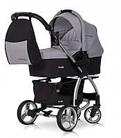 Детская универсальная коляска 2 в 1 EasyGo Virage Ecco only grey