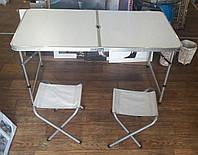 Стол раскладной для пикника 120*60 см