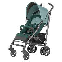 Детская прогулочная коляска Lite Way Top W/ BB Chicco - Италия с дождевиком и бампером