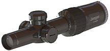 Оптический прицел Yukon Jaeger 1-4Х24 X01i