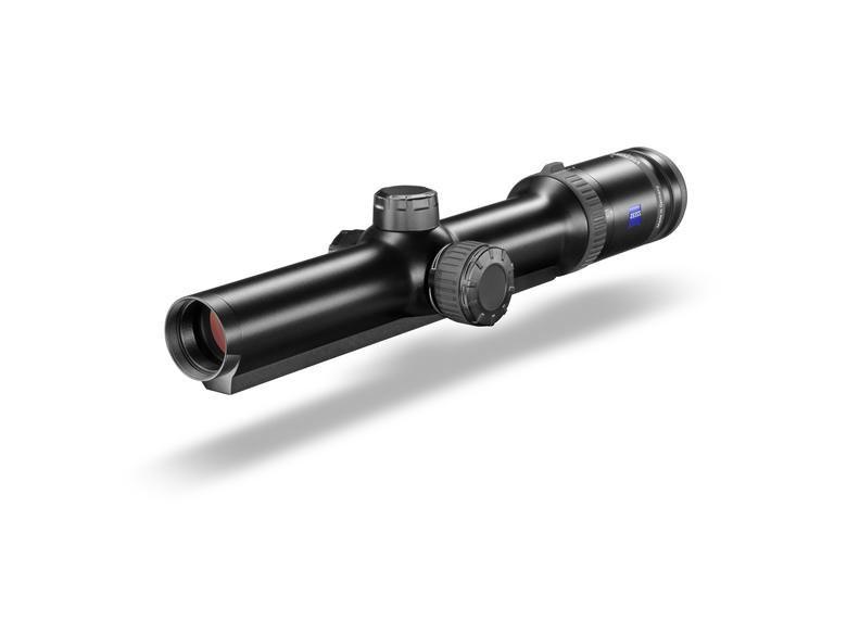 Оптический прицел Carl Zeiss Victory HT M 1.1-4х24 (60) 522404