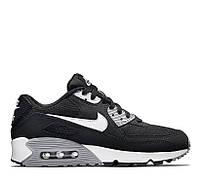 Мужские кроссовки Nike Air Max 90 Essential Black/White/Wolf Grey