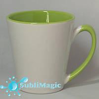 Чашка сублимационная LATTE Салатовая