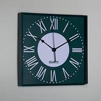 Часы настенные квадратные Lefard 013В
