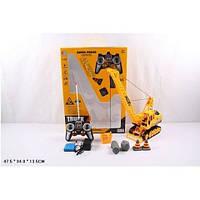 Детский строительный башенный кран 689-18
