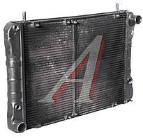 Радиатор водяного охлаждения Волга 3110, 31105 (2 рядн.медь) (пр-во Иран)