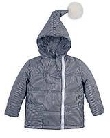 """Детская куртка """"Гномик"""" полоска весна-осень 1-2, 2-3, 3-4, 4-5 лет, фото 1"""